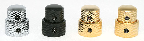 Concentric Control Knobs