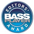 Bass Player Editors' Award